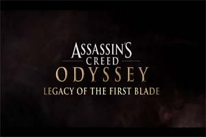 """《刺客信条:奥德赛》首个DLC""""袖剑的传承""""预告发布"""
