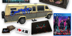 《鬼泣5》典藏版含妮可房车精美模型  售价120美元!