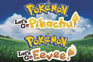 日本游戏周销量榜出炉 《宝可梦Let's Go》蝉联冠军