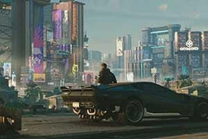 《赛博朋克2077》主地图