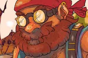 动作射击类手游《异界海盗》安卓汉化版下载发布!