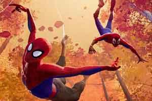 《蜘蛛侠:平行宇宙》获IGN 9.0分 反派与英雄很出色