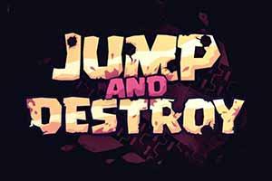 横版射击游戏《跳跃与摧毁》安卓完整汉化版发布!