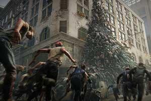 《僵尸世界大战》IGN新演示放出!六大职业技能前瞻