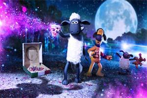 肖恩被外星人抓走《小羊肖恩2》发布首支预告和海报