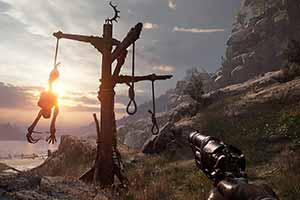 黑暗奇幻FPS游戏《女巫之火》公布三段实机试玩演示