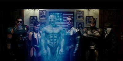 游光掠影:DC能拍出第二部《海王》,但拍不出第二部《守望者》