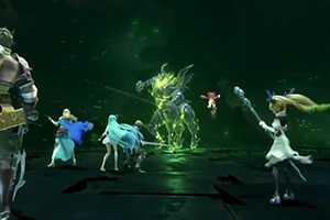 《碧蓝幻想RE Link》超长实机演示 多人巨型BOSS战