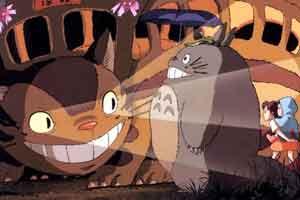 宫崎骏《龙猫》领跑新片票房 《海王》将破12亿!