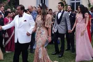 亚洲首富是这样嫁女儿的!14亿奢华婚礼壕无人性!