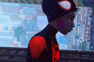 《蜘蛛侠:平行宇宙》大量设定图 逼真程度堪比照片