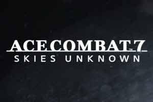 《皇牌空战7》新机体预告片 海军舰载型F-35C战斗机