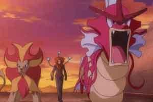 《精灵宝可梦》第一世代废案曝光 暴鲤龙似大红蚯蚓