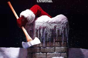圣诞杀人夜,看完这部恐怖片再也不敢直视圣诞老人