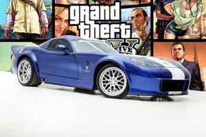 《GTA5》传奇跑车Banshee实车成功拍卖 仅6万刀!