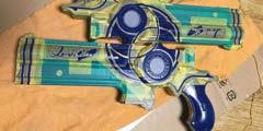 玩家打造《猎天使魔女2》贝姐手枪获神谷英树点赞