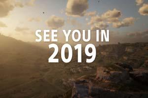 """""""2018再见""""!官方发布宣传片盘点2018年PS4佳作!"""