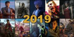 2019(全)游戏及发售日期一览!一二三月扎堆上市!