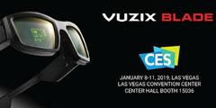 CES 2019:Vuzix将展出其AR智能眼镜 售价999美元