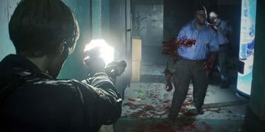 《生化危机2:重制版》本月将发售 仍采用D加密保护