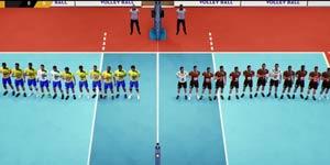 体育游戏《扣杀排球》下月发售 50多个国家队伍加入
