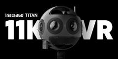 CES 2019:Insta360发布Titan 11K VR相机 需9张SD卡