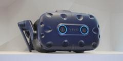 CES 2019:HTC发布眼动追踪功能VR设备Vive Pro Eye