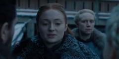 《权力的游戏》最终季预告片段:珊莎拱手让出临冬城