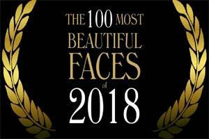 中国区最美100张面孔投票开始!全球最美小姐姐是她!