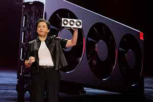 AMD公布新一代高端显卡Radeon 7!世界首款7nm显卡