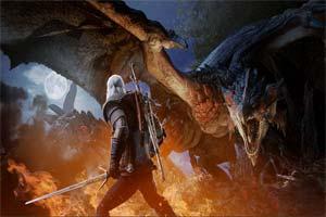 PS4《怪物猎人世界》《巫师3》联动2月8日开启!