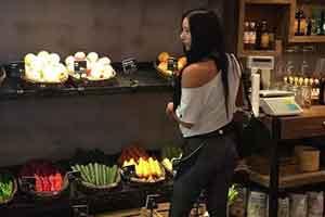 人称韩国翘臀第一人!健身天后Areum Jung性感美照