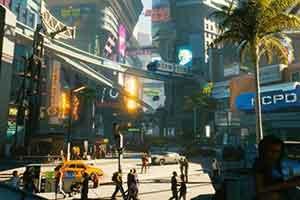 《赛博朋克2077》中动物只有猫和狗 剧情仅限夜之城