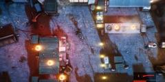 俯视角射击《香港残杀》1月22日正式出售 预告公布