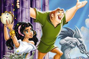 迪士尼动画电影《钟楼怪人》真人电影化决定!