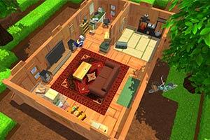 沙盒建造游戏《忍者盒子》新情报 核心角色登场!