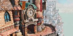 玩家用Unity还原《最终幻想9》林德布尔姆:美如画!