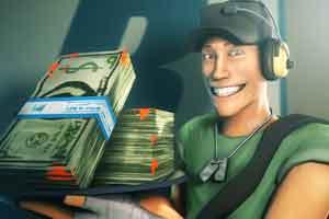 Steam土豪玩家花费30万美元成为首位4000级玩家!
