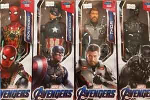 《复仇者联盟4》众人新图曝光 消失星爵即将回归