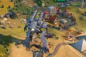 《文明6》迎巨型死亡机器人回归!造型霸气能力超群