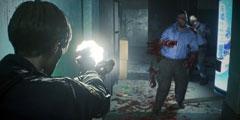 《生化危机2:重制版》官方中文Steam正版分流发布