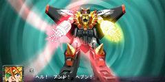 敲帅的!《超级机器人大战T》台北电玩展现场试玩!