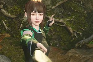 《轩辕剑7》第一人称实机画面演示 神秘墨家少女亮相