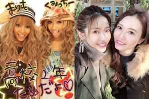 日本女星们的10年挑战对比照 人气女优堪称冻龄!