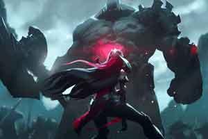 《LOL》宣传CG《觉醒》概念设计图 赛恩威武霸气!