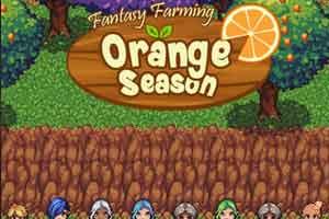 《牧场物语:橙色季节》LMAO1.5完整汉化补丁发布!