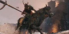 《只狼:影逝二度》新boss视频:人高马大霸气无比!