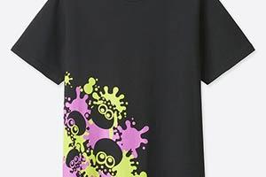 优衣库与《喷射美少女》展开联动 推出男女T恤!