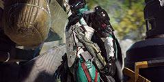 《赞歌》国外玩家分享机甲涂装 设计独特种类丰富