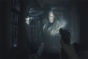 《生化危机2:重制版》第一人称视角mod演示视频!